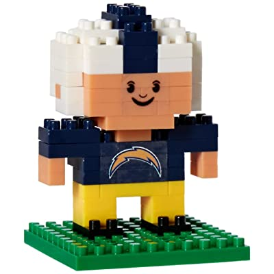 San Diego Chargers 3D Brxlz - Player : Clothing