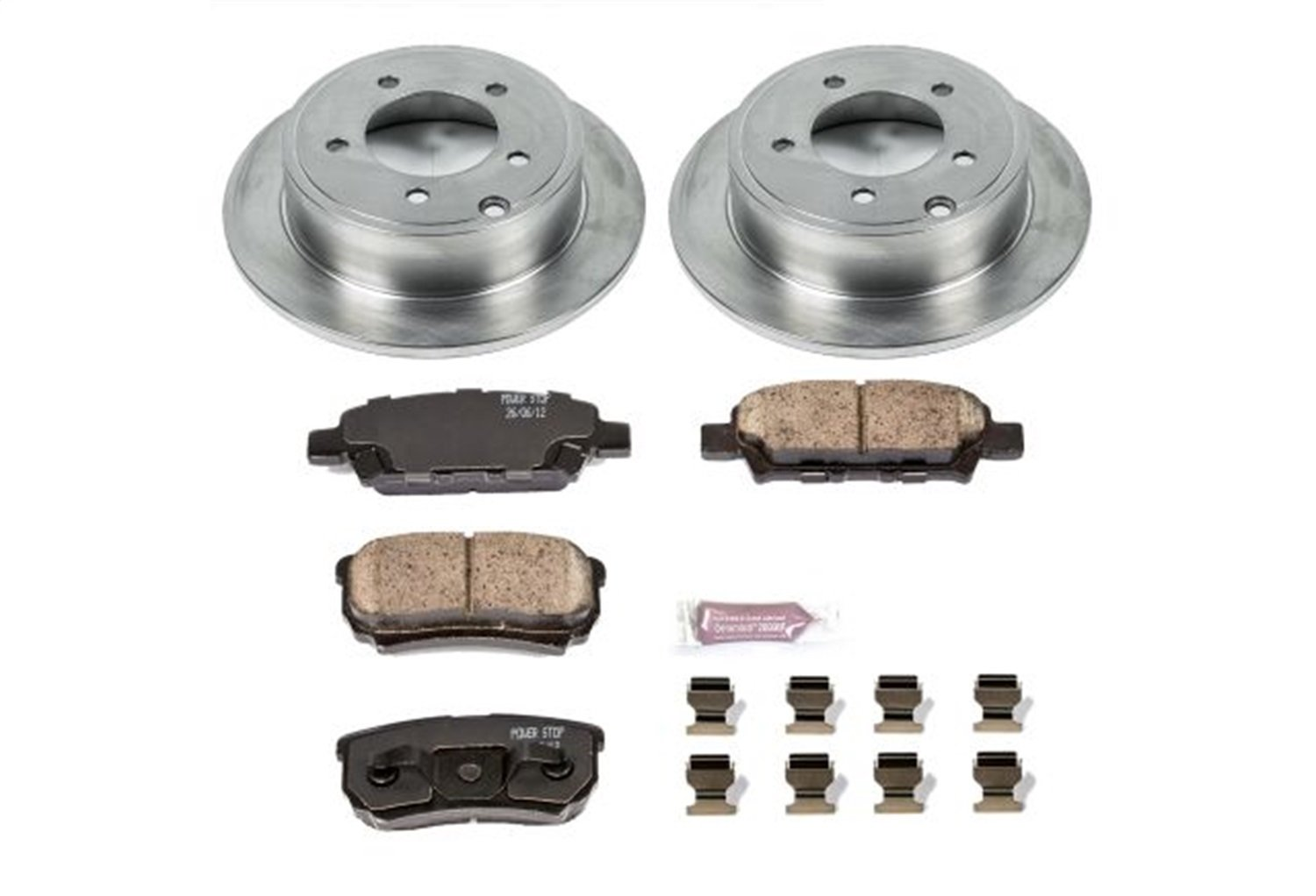 Autospecialty KOE3033 1-Click OE Replacement Brake Kit Power Stop