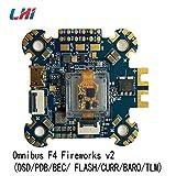 #2: LHI Omnibus F4 Flight Controller for 32bit BLHeli_32 or KISS escs