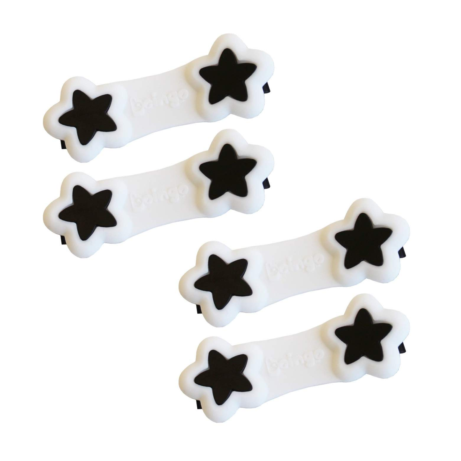 Boingo Baby Cloth Diaper Fastener - White - 2 Pack by Boingo Baby