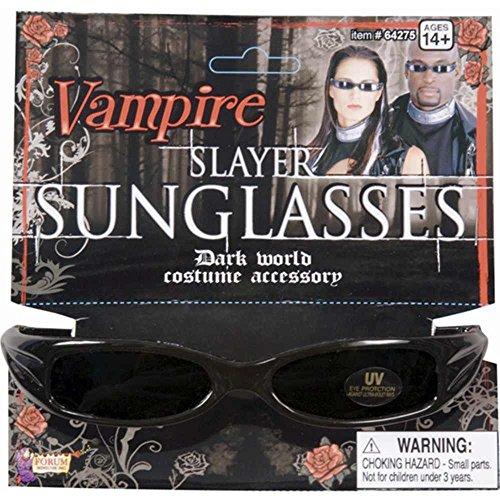 Forum Novelties Vampire Slayer Sunglasses
