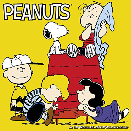 Vintage Snoopy Peanuts (2018 Peanuts Wall Calendar (Day Dream))