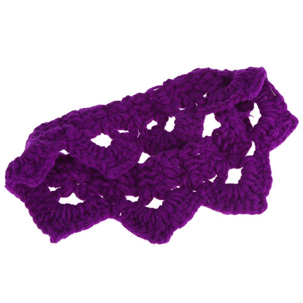 Andoer Bebé Infantil Venda Corona Tejer Crochet Disfraz Suave Ropa Adorables Foto Fotografía Atrezzo para Los Recién Nacidos: Amazon.es: Electrónica