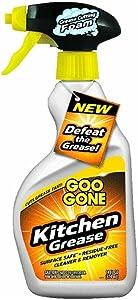 Goo Gone Kitchen Degreaser, 14 fl oz - 2 Pack (28 fl oz total)