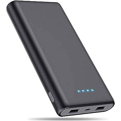 haoting 26800mAh(15000mAh?) 大容量モバイルバッテリー