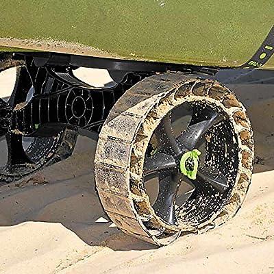C-TUG Sandtrakz Wheels (2 Per Pack)