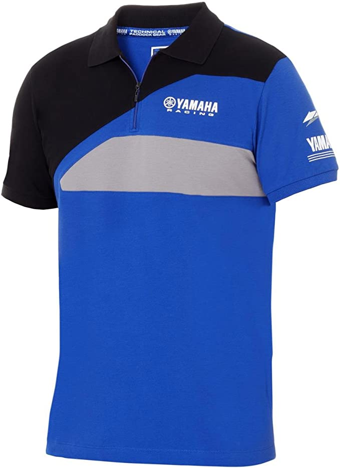 Yamaha - Polo - para Hombre Azul XX-Large: Amazon.es: Ropa y ...