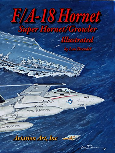 F/A-18 Hornet-Super Hornet Illustrated (The Illustrated for sale  Delivered anywhere in USA