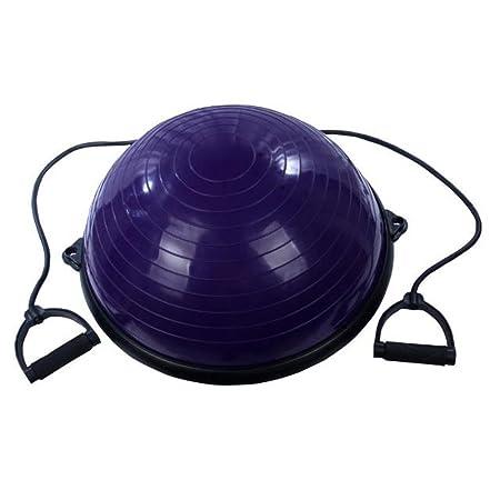 VIPITH - Balón de Yoga para Gimnasio, Oficina, casa, Color Morado ...