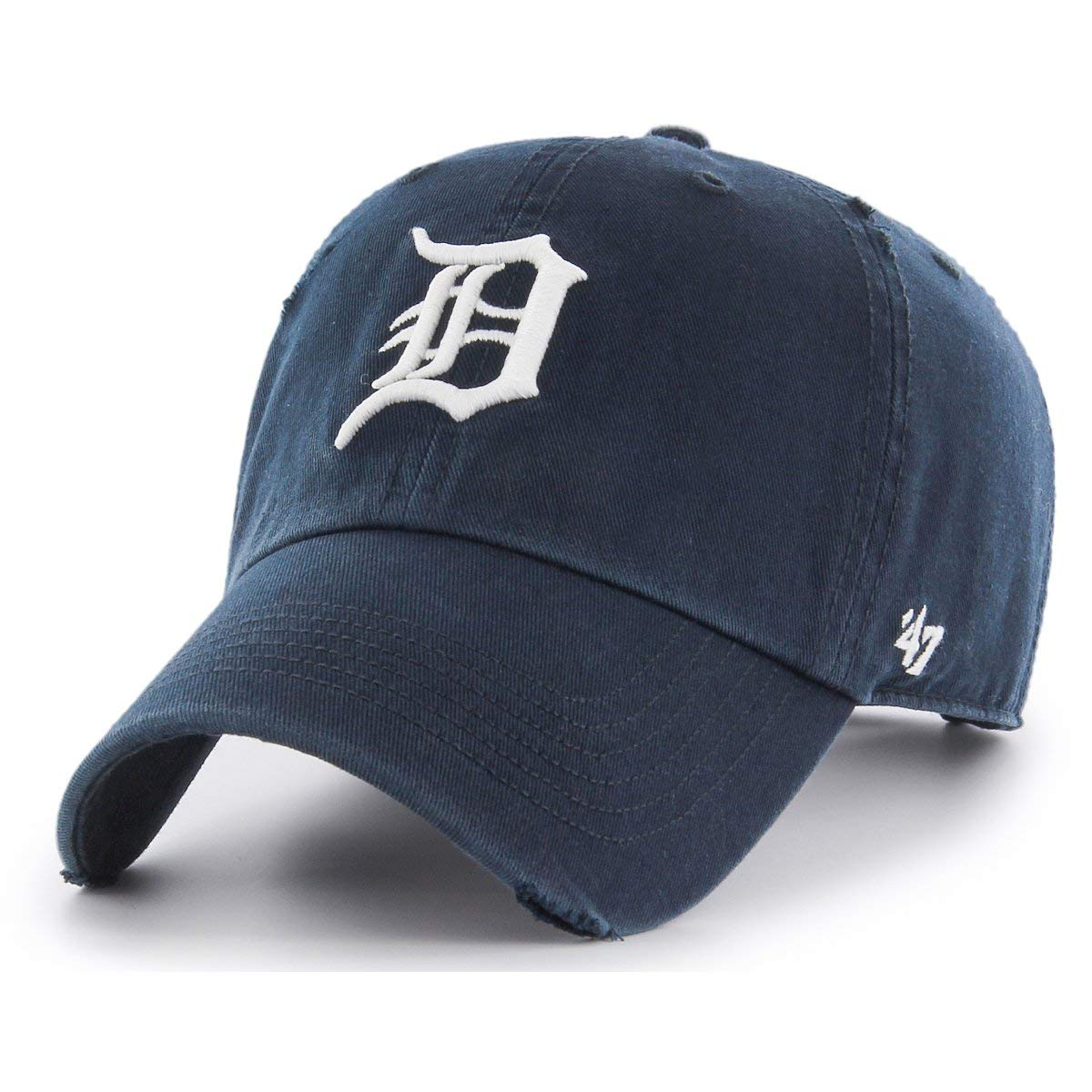 '47 Brand Relaxed Fit Cap - RIDGE Detroit Tigers navy
