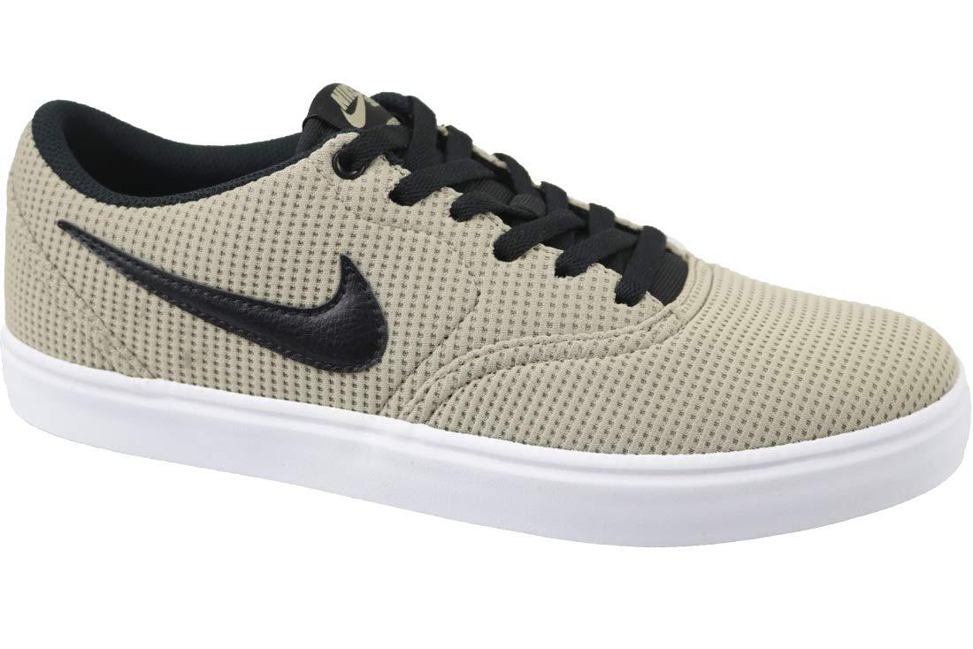 9386ab9b2973 Galleon - Nike - SB Check Solarsoft - 843896200 - Color  Beige - Size  10.5