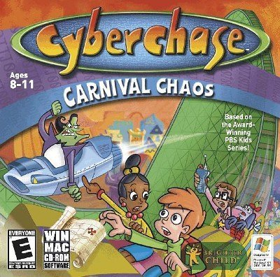 Price comparison product image CYBERCHASE CARNIVAL CHAOS