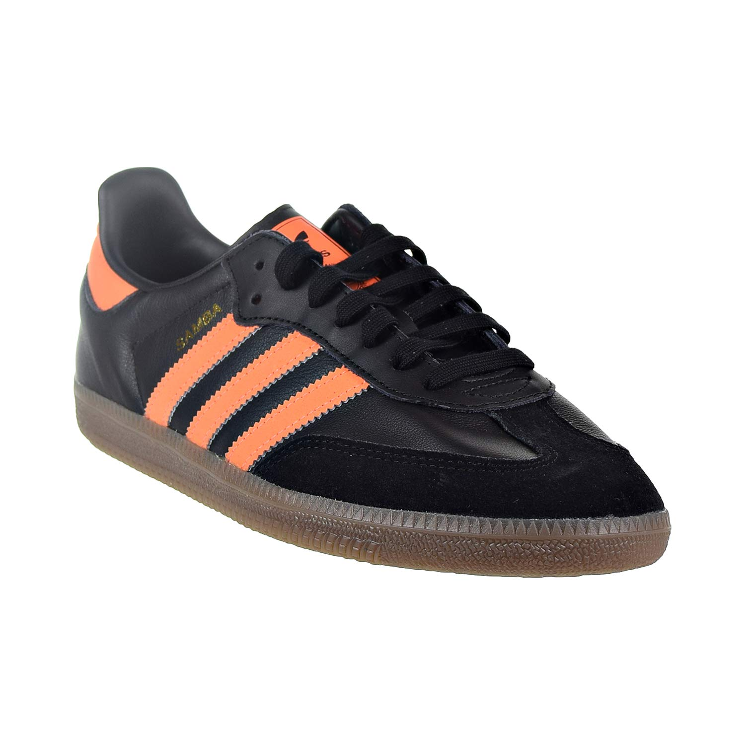 3ff9889dc ... Core Black Hi-res orange orange orange gold Metalic adidas Men's Samba  Og Gymnastics shoes ...