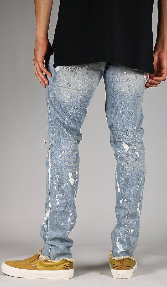 Hyper Denim Painter Slim Jean