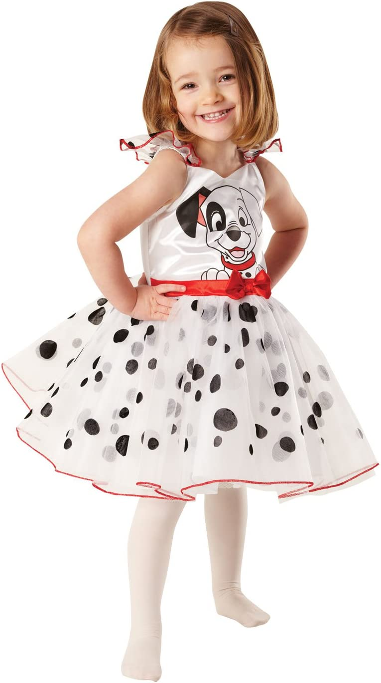 Disfraz de bailarina 101 Dálmatas para niña: Amazon.es: Juguetes y ...
