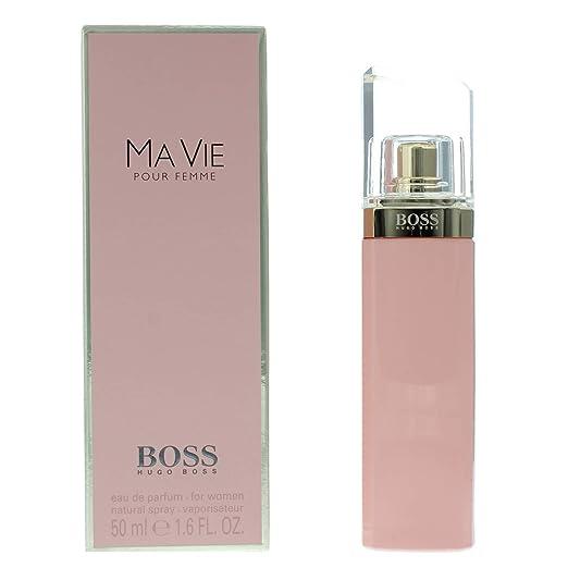 Amazon.com: Hugo Boss Ma Vie Eau de Parfum spray para las ...