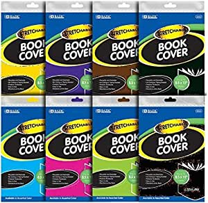 Kittrich Stretchable Fabric Jumbo Book Covers 9
