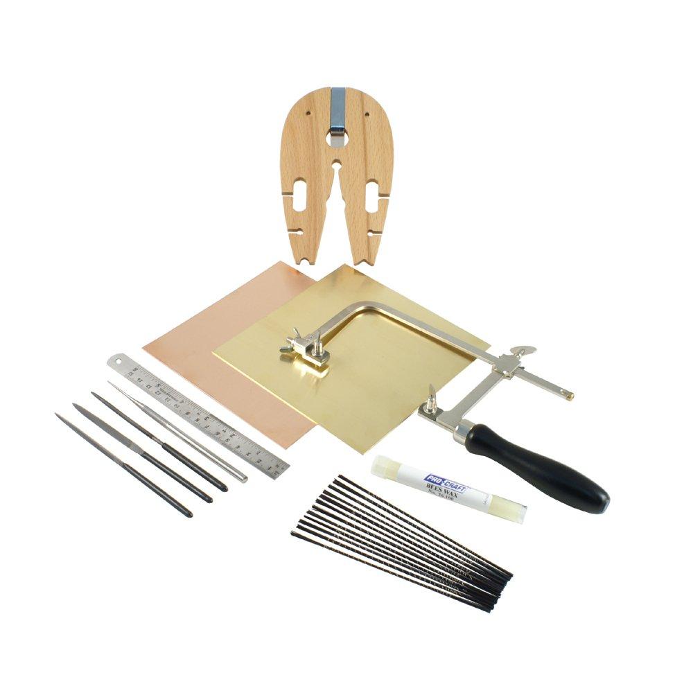 Metal Fabrication Jewelry Design Kit - SFC Tools - KIT-2000 by SFC Tools