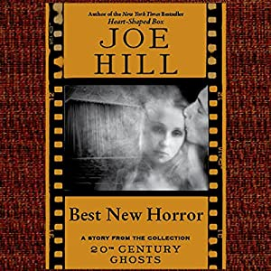 Best New Horror Audiobook