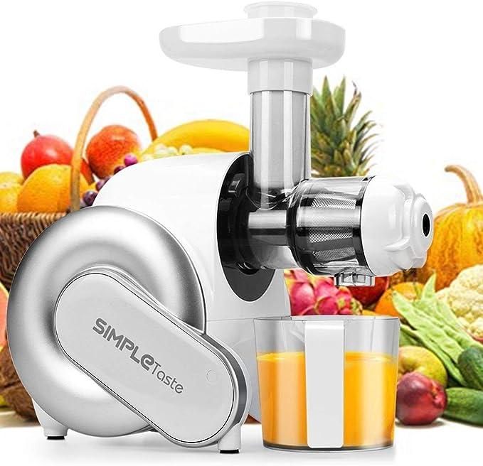 SimpleTaste Licuadoras Para Verduras y Frutas,Licuadora de ...