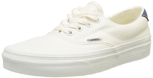 Vans 59, Sneaker Unisex-Adulto, Avorio (Vintage White/Vintage Indigo Qkk), 39 EU