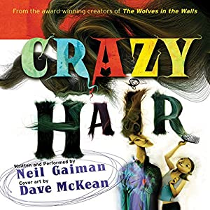 Crazy Hair Audiobook