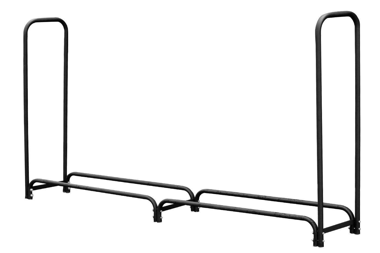 ミナト スチール製ログラック  大 (収納薪容量60束) LGR-L [その他] B00RDZRVUM