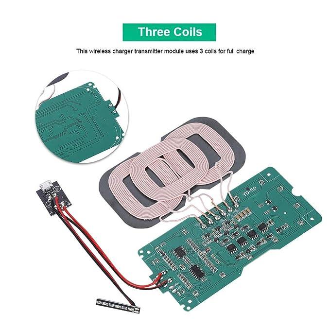 ASHATA DIY Wireless Charging Transmitter Module: Amazon co