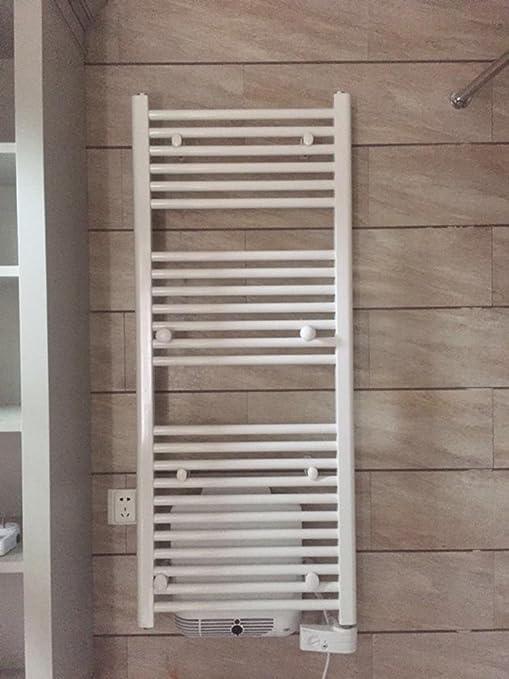 Toalla ropa secadora regulador de temperatura inteligente termostato calentador eléctrico toallero caliente disipador de calor
