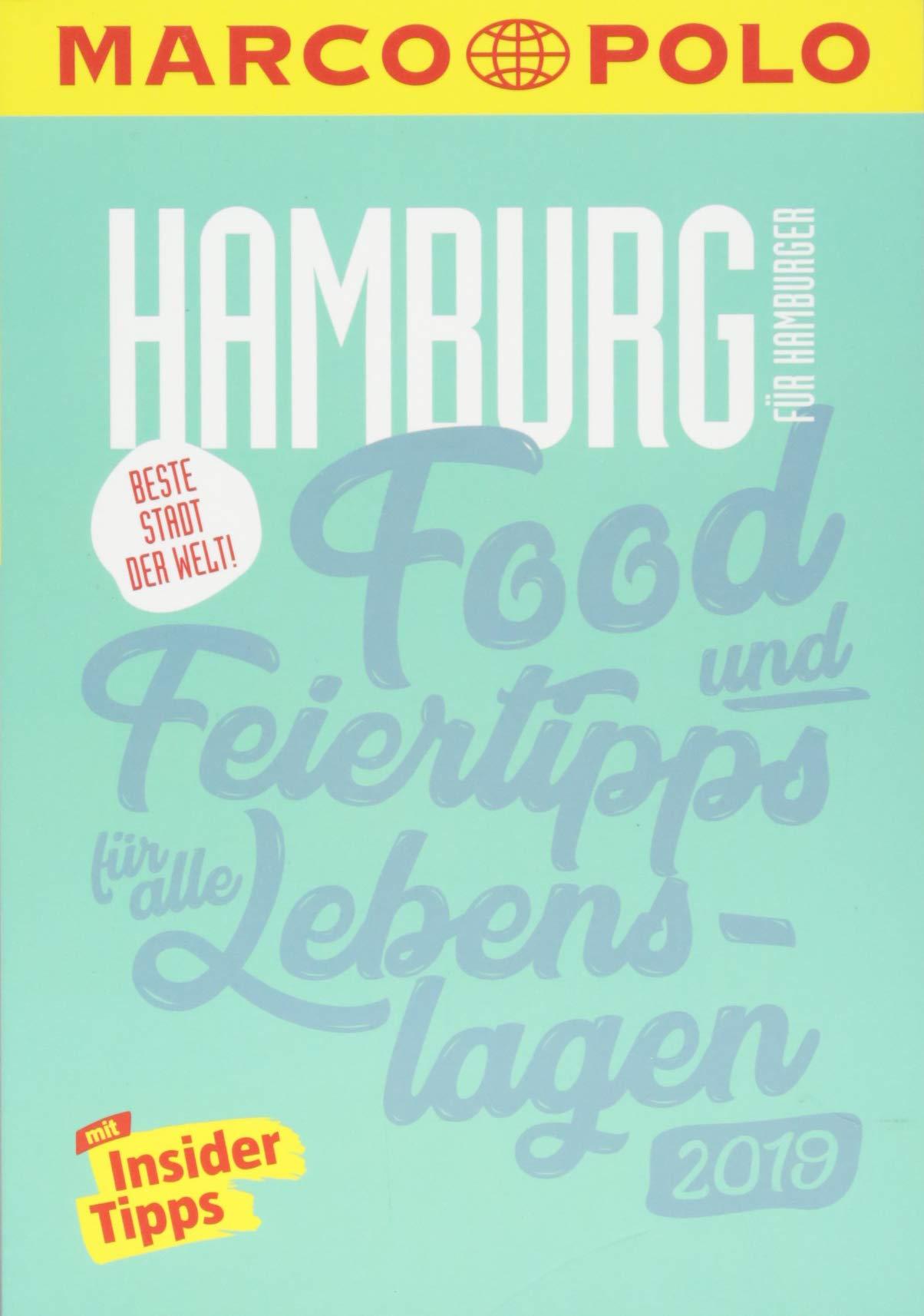 Marco Polo - 20. Aufl. 2018 Dorothea Heintze Hamburg Reiseführer