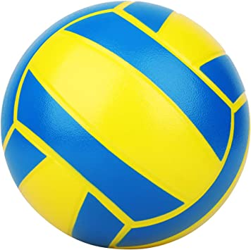 Borpein - Pelota de voleibol de espuma para principiantes, suave y ...