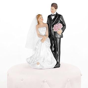 Hochzeitstortenfiguren Sie Sitzend 13 5 Cm Tortenfiguren Hochzeit