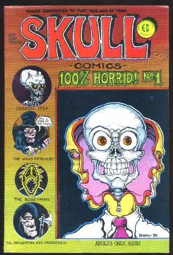 Skull Comics #1