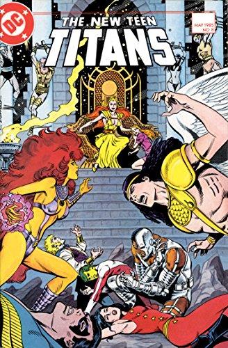 New Teen Titans (1984-1988) #8