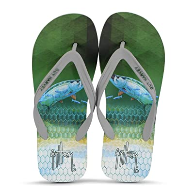 Guy Harvey Men's, Cayman Marlin Flip Flops | Sandals