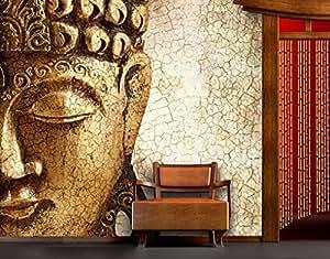 Photo Wall Mural no.183 'ANCIENT BUDDHA'