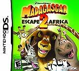 Madagascar 2: Escape 2 Africa - Nintendo DS
