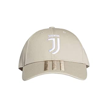 eb9e0c250cf adidas Men s Juve 3 Stripes Cap
