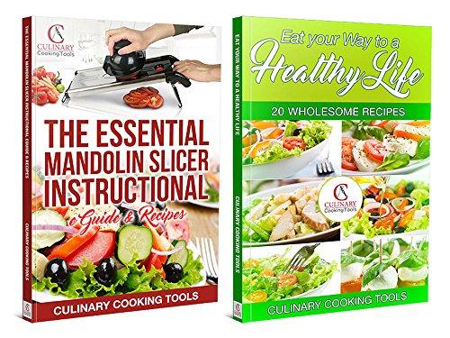 Culinary Cooking Tools Premium V-Blade Mandoline Slicer - Fruit and  Vegetable Slicer - Food Slicer - Vegetable Cutter - Potato Slicer -  Vegetable