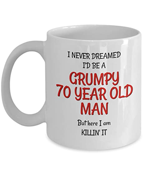 Amazon 70th Birthday Gag Gifts For Men