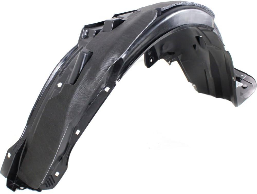 Splash Shield for Honda Accord 16-17 Front Right Side w//Insulation Foam Sedan