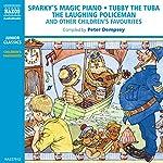 Sparky's Magic Piano   Naxos AudioBooks