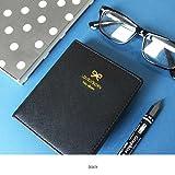 Jam studio Lovelyborn instax mini slip in photo album (Black)