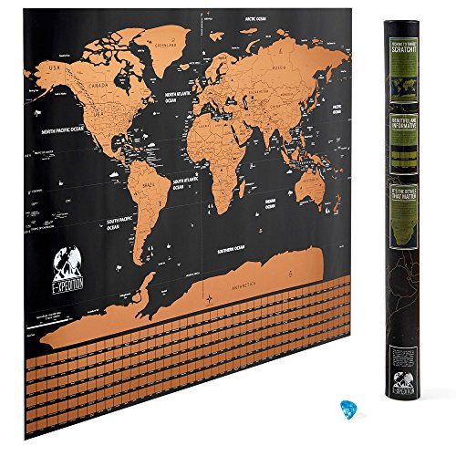 world map scratch - 8