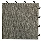 IncStores Carpet-Loc Modular Carpet Top Flooring 12