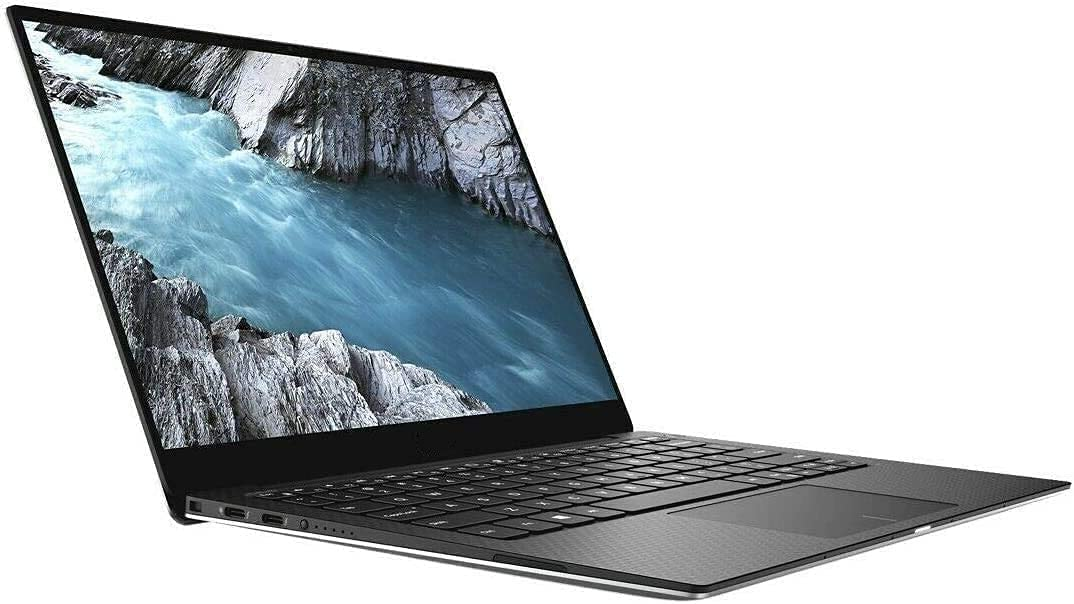 Latest_Dell XPS 13.3-inch FHD InfinityEdge Laptop, 10th Gen Intel Core i7-10510U Processor, 16GB RAM, 256 SSD, Windows 10, BDQPOWER 1-Month Technical Support