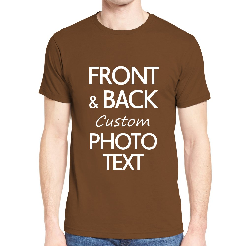 Amazon Custom Personalized T Shirt Design Your Own Print Text