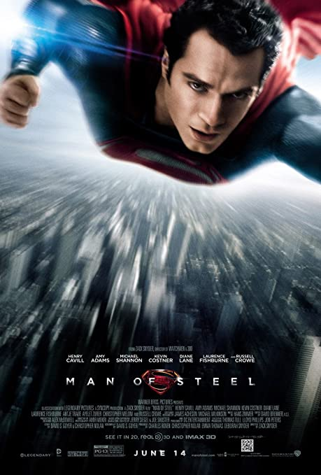 Image result for man of steel poster