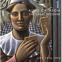 KING CRIMSON - GREAT DECEIVER - VOL1