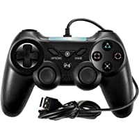 MaexusUSB Wire PS4 Controller Wired Game Controller For PlayStation 4 Joystick Gamepad Controller